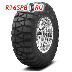 Всесезонная шина Nitto Mud Grappler 33/13.5 R15 109Q