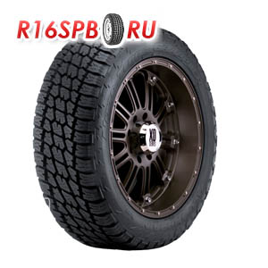 Всесезонная шина Nitto Terra Grappler 265/70 R16 112S