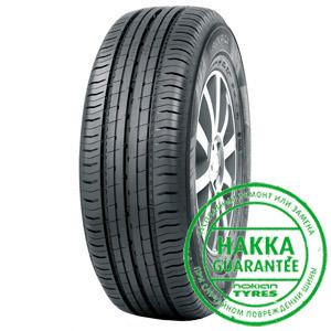 Летняя шина Nokian Hakka C2 225/75 R16C 121/120R