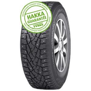 Зимняя шипованная шина Nokian Hakkapeliitta C3 195/75 R16C 107/105R