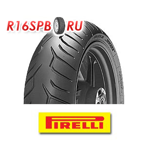 Летняя мотошина Pirelli Moto Diablo Strada Rear