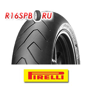 Летняя мотошина Pirelli Moto Dragon Supercorsa Pro Rear