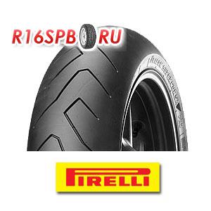 Летняя мотошина Pirelli Moto Dragon Supercorsa Pro Rear 180/55 R17 73W