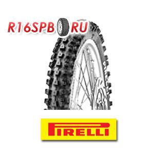 Летняя мотошина Pirelli Moto Scorpion MX Hard 486 Front 100 -21 80M