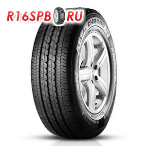 Летняя шина Pirelli Chrono 2 165/70 R14C 89/87R