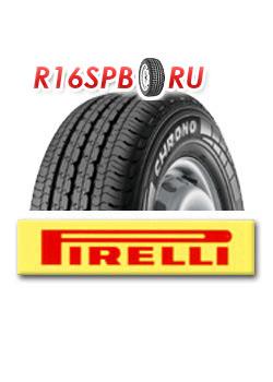 Летняя шина Pirelli Chrono Camper 225/75 R16 116R