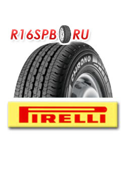 Летняя шина Pirelli Chrono 195/65 R16C 104/102T