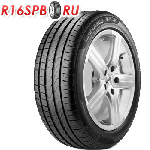 Летняя шина Pirelli Cinturato P7 245/45 R17 99Y XL