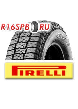 Зимняя шипованная шина Pirelli CityNet Winter Plus 185 R14C 102/100R