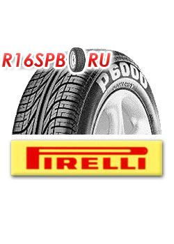 Летняя шина Pirelli P6000 Powergy 205/60 R15 91V