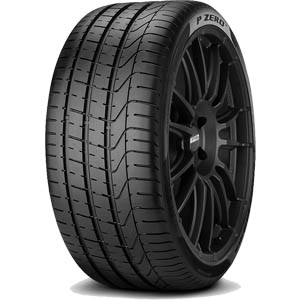 Летняя шина Pirelli Pzero 255/55 R19 107W