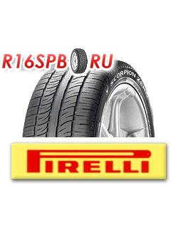 Летняя шина Pirelli Scorpion Zero Asimmetrico 255/55 R17 104V