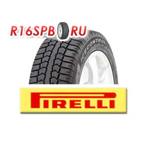 Зимняя шина Pirelli Winter Ice Control 235/60 R18 107Q XL