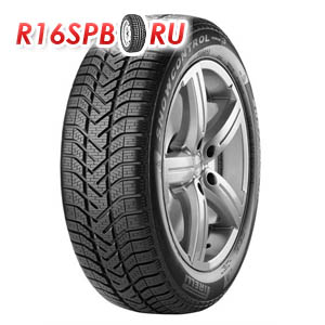 Зимняя шина Pirelli Winter Snow Control 3 205/55 R16 91H