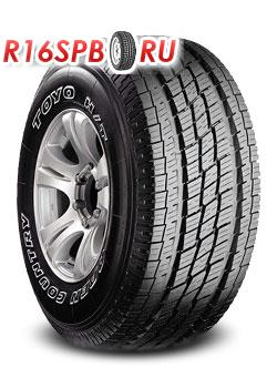 Летняя шина Toyo Open Country HT 235/65 R17 104H
